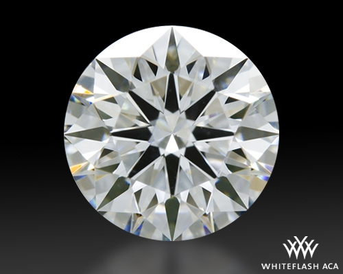 0.655 ct G VS2 A CUT ABOVE® Hearts and Arrows Super Ideal Round Cut Loose Diamond