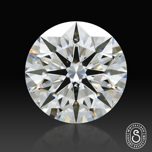0.602 ct H SI1 Expert Selection Round Cut Loose Diamond