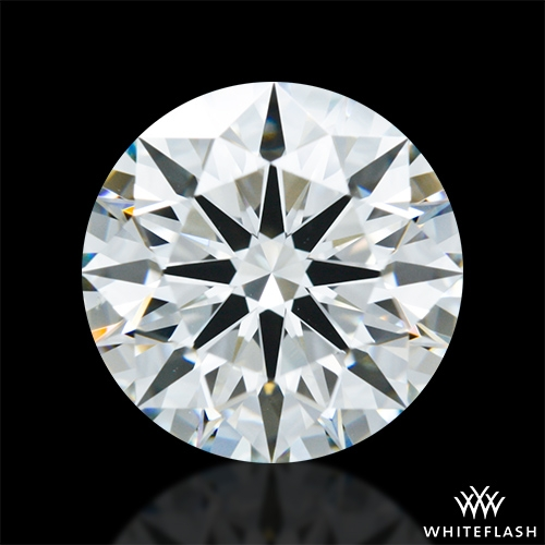 2.174 ct I VS2 A CUT ABOVE® Hearts and Arrows Super Ideal Round Cut Loose Diamond