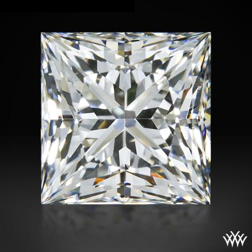 1.01 ct G VS1 A CUT ABOVE® Princess Super Ideal Cut Diamond