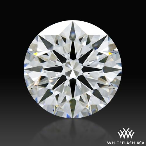 2.001 ct E VVS1 A CUT ABOVE® Hearts and Arrows Super Ideal Round Cut Loose Diamond