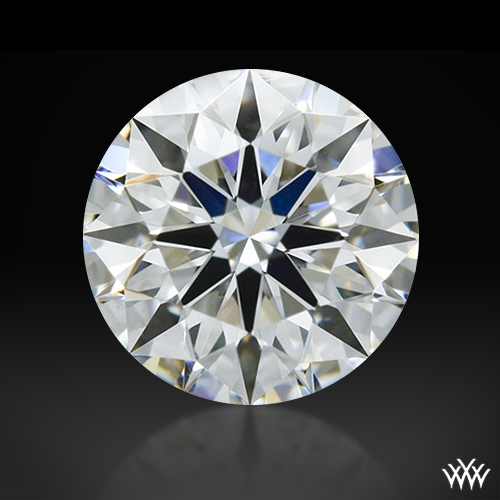 0.346 ct G SI1 Premium Select Round Cut Loose Diamond