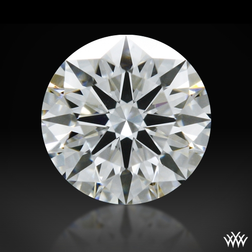 0.351 ct F SI1 Expert Selection Round Cut Loose Diamond