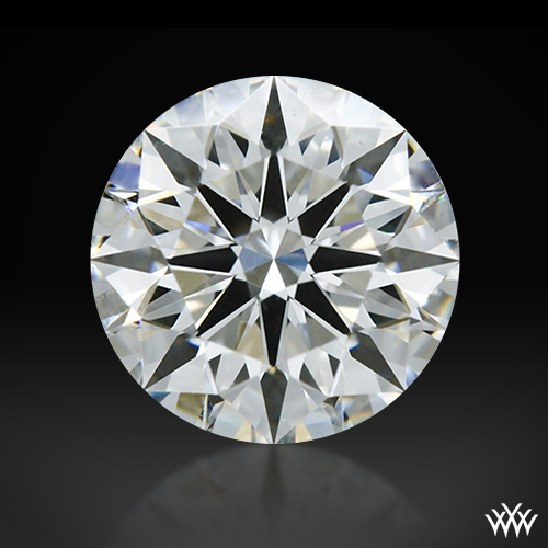 1.043 ct H VS2 A CUT ABOVE® Hearts and Arrows Super Ideal Round Cut Loose Diamond