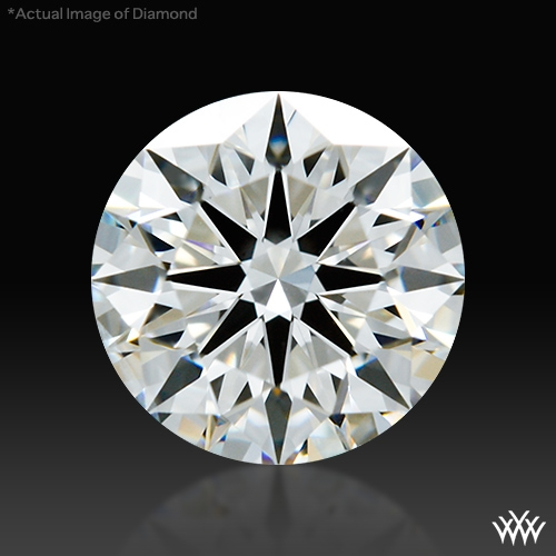 0.654 ct G VS2 A CUT ABOVE® Hearts and Arrows Super Ideal Round Cut Loose Diamond