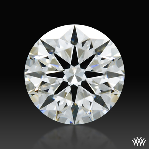 0.618 ct H SI1 A CUT ABOVE® Hearts and Arrows Super Ideal Round Cut Loose Diamond