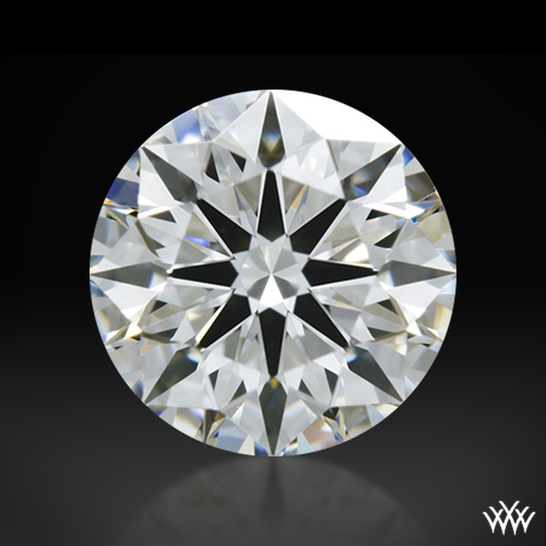 0.617 ct F VS1 Premium Select Round Cut Loose Diamond