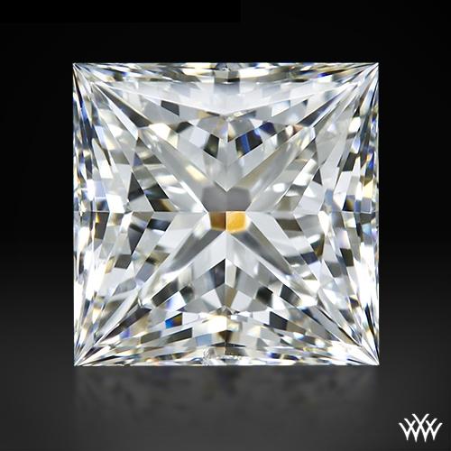 0.996 ct G VS2 A CUT ABOVE® Princess Super Ideal Cut Diamond