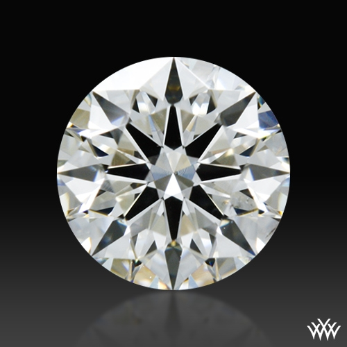 0.431 ct H SI1 A CUT ABOVE® Hearts and Arrows Super Ideal Round Cut Loose Diamond