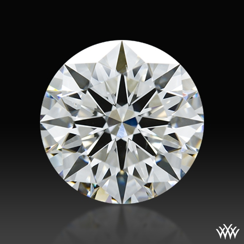 1.76 ct H SI1 A CUT ABOVE® Hearts and Arrows Super Ideal Round Cut Loose Diamond