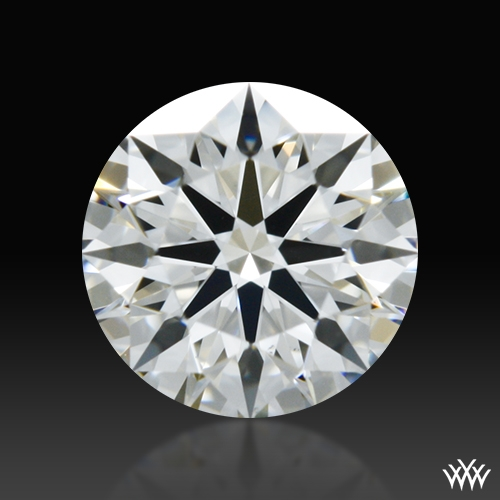 0.41 ct H VS2 A CUT ABOVE® Hearts and Arrows Super Ideal Round Cut Loose Diamond