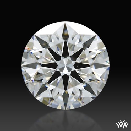 0.665 ct E VS2 A CUT ABOVE® Hearts and Arrows Super Ideal Round Cut Loose Diamond