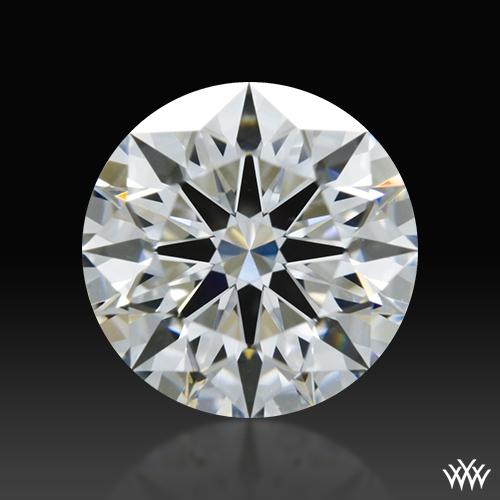 0.91 ct E VS1 A CUT ABOVE® Hearts and Arrows Super Ideal Round Cut Loose Diamond