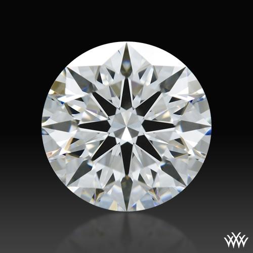 0.914 ct E VS2 A CUT ABOVE® Hearts and Arrows Super Ideal Round Cut Loose Diamond