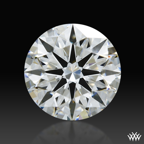 0.562 ct G VS1 A CUT ABOVE® Hearts and Arrows Super Ideal Round Cut Loose Diamond