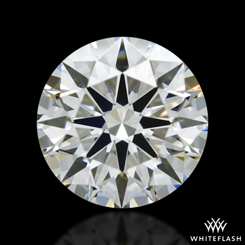0.91 ct I VVS2 A CUT ABOVE® Hearts and Arrows Super Ideal Round Cut Loose Diamond