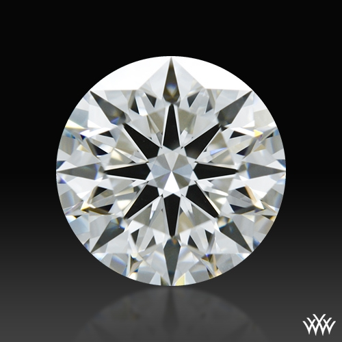 1.176 ct F VS1 A CUT ABOVE® Hearts and Arrows Super Ideal Round Cut Loose Diamond