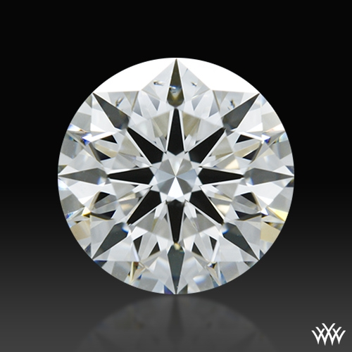 1.108 ct H SI1 Expert Selection Round Cut Loose Diamond