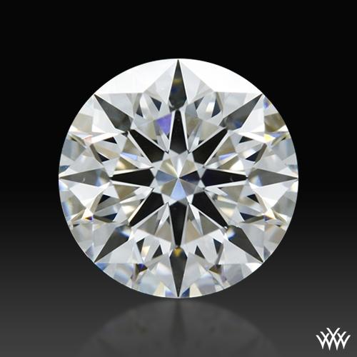 0.804 ct E VS2 A CUT ABOVE® Hearts and Arrows Super Ideal Round Cut Loose Diamond