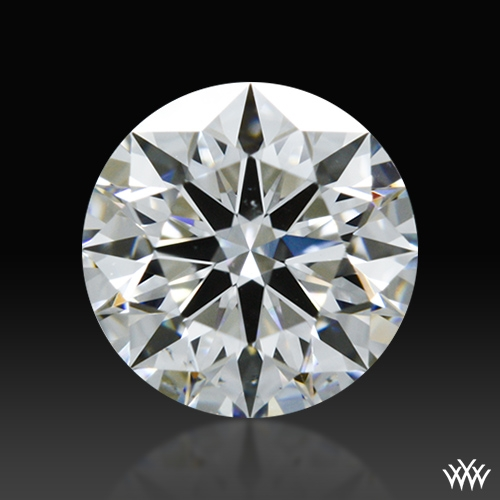 0.618 ct E SI1 Expert Selection Round Cut Loose Diamond