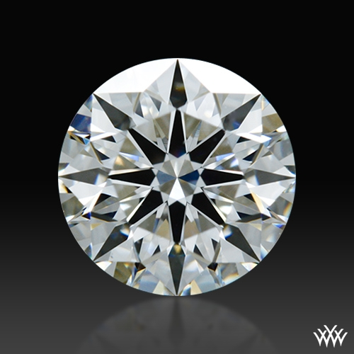 0.875 ct G VS2 A CUT ABOVE® Hearts and Arrows Super Ideal Round Cut Loose Diamond