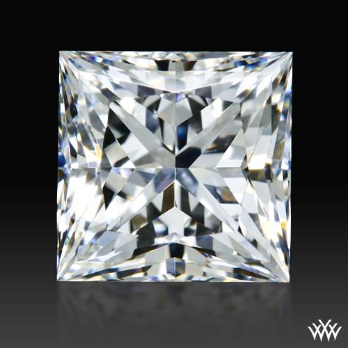 0.805 ct F VS1 A CUT ABOVE® Princess Super Ideal Cut Diamond