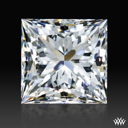 1.085 ct H VVS2 A CUT ABOVE® Princess Super Ideal Cut Diamond