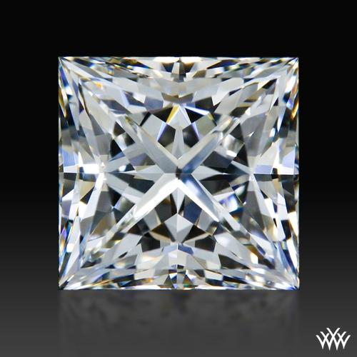 1.156 ct I VS1 A CUT ABOVE® Princess Super Ideal Cut Diamond