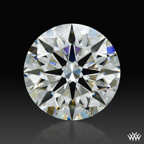 0.542 ct I VS2 A CUT ABOVE® Hearts and Arrows Super Ideal Round Cut Loose Diamond