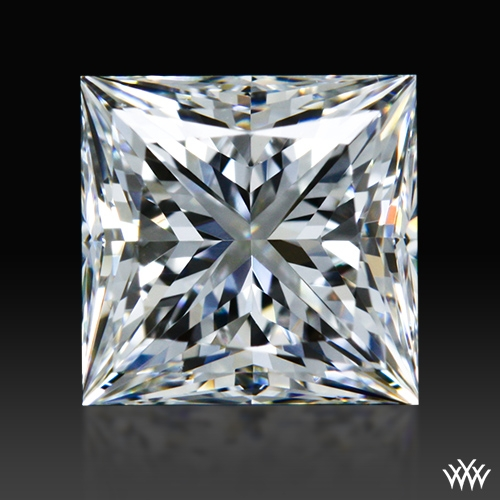 0.80 ct G VS2 A CUT ABOVE® Princess Super Ideal Cut Diamond