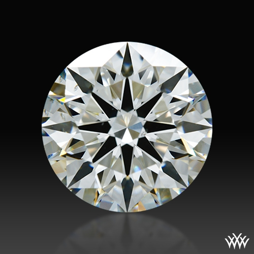 2.294 ct I VS2 A CUT ABOVE® Hearts and Arrows Super Ideal Round Cut Loose Diamond