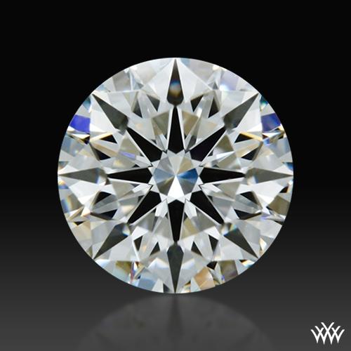 0.524 ct E VS1 A CUT ABOVE® Hearts and Arrows Super Ideal Round Cut Loose Diamond