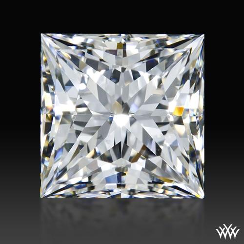 1.508 ct G SI1 A CUT ABOVE® Princess Super Ideal Cut Diamond