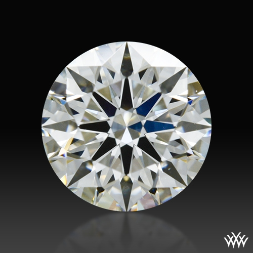 0.655 ct H VS2 A CUT ABOVE® Hearts and Arrows Super Ideal Round Cut Loose Diamond