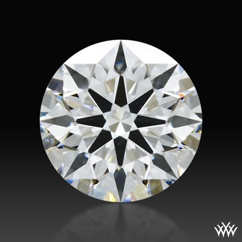 0.608 ct E VS2 A CUT ABOVE® Hearts and Arrows Super Ideal Round Cut Loose Diamond