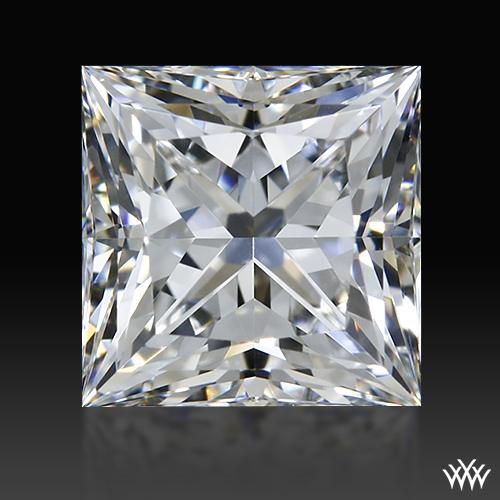 0.927 ct G VS1 A CUT ABOVE® Princess Super Ideal Cut Diamond