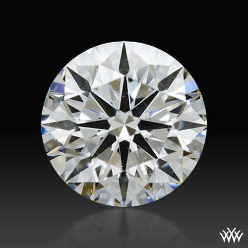 0.801 ct H SI1 Expert Selection Round Cut Loose Diamond
