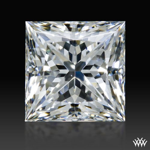 0.992 ct H VS2 A CUT ABOVE® Princess Super Ideal Cut Diamond
