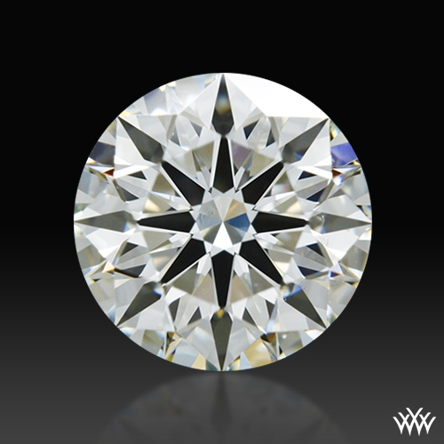 1.286 ct I VS2 A CUT ABOVE® Hearts and Arrows Super Ideal Round Cut Loose Diamond