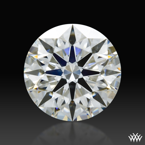 0.545 ct G SI1 A CUT ABOVE® Hearts and Arrows Super Ideal Round Cut Loose Diamond