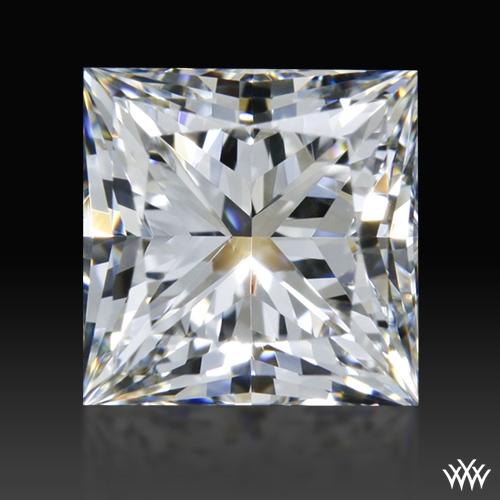 1.068 ct H VS2 A CUT ABOVE® Princess Super Ideal Cut Diamond