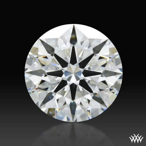 0.784 ct H VS1 A CUT ABOVE® Hearts and Arrows Super Ideal Round Cut Loose Diamond
