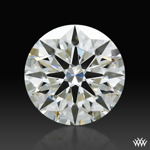 0.773 ct I VS1 A CUT ABOVE® Hearts and Arrows Super Ideal Round Cut Loose Diamond