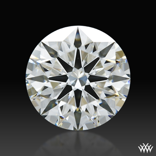 1.34 ct G VVS2 A CUT ABOVE® Hearts and Arrows Super Ideal Round Cut Loose Diamond