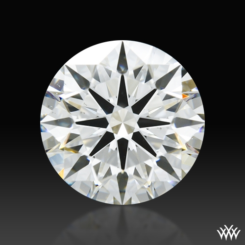 1.632 ct H VS2 A CUT ABOVE® Hearts and Arrows Super Ideal Round Cut Loose Diamond