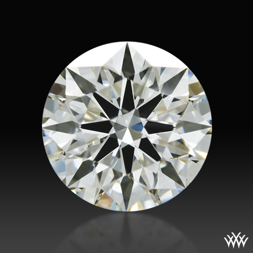 0.801 ct I SI1 A CUT ABOVE® Hearts and Arrows Super Ideal Round Cut Loose Diamond