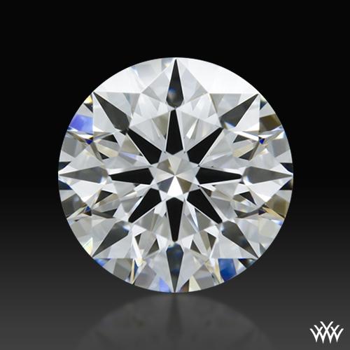 1.021 ct D VVS1 A CUT ABOVE® Hearts and Arrows Super Ideal Round Cut Loose Diamond