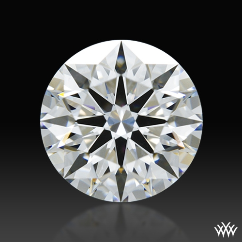 1.211 ct D VVS1 A CUT ABOVE® Hearts and Arrows Super Ideal Round Cut Loose Diamond