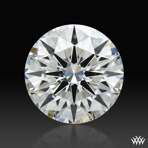 0.831 ct F SI1 Expert Selection Round Cut Loose Diamond