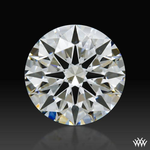 0.80 ct G VS2 A CUT ABOVE® Hearts and Arrows Super Ideal Round Cut Loose Diamond